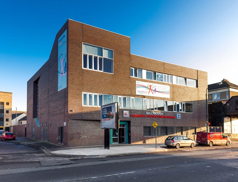 Ballybough Community Centre Projects Downes Associates