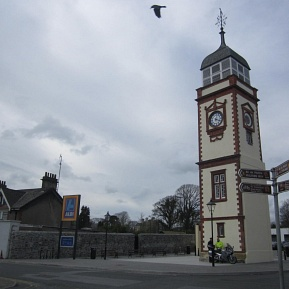 Clock Tower Tipperary