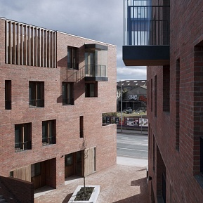 Timberyard Social Housing